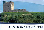 Dundonald Castle, Ayrshire